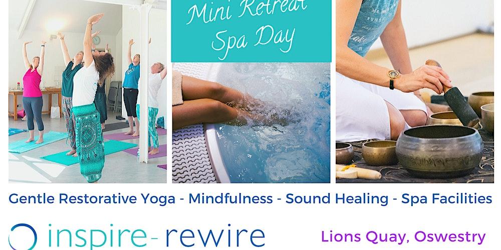 Mini Spa Yoga Retreat Cheste Tickets Sun Sep 13 2020 At 10 00 Am Eventbrite