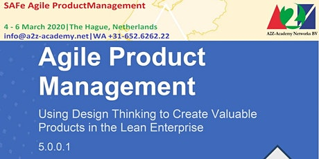 SAFe Agile Product Management APM tickets