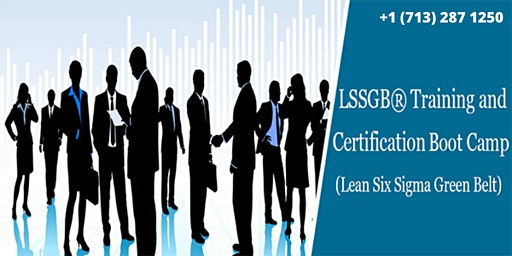 LSSGB BootCamp Certification Training in Ajman,UAE