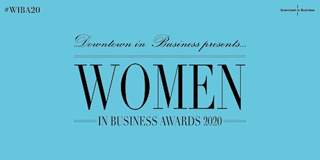 Birmingham Women in Business Awards 2020 tickets