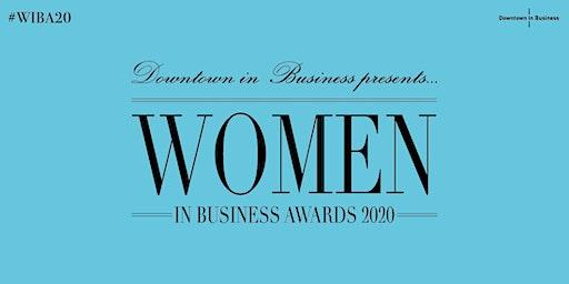 Birmingham Women in Business Awards 2020