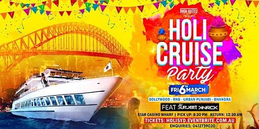 HOLI CRUISE PARTY 2020