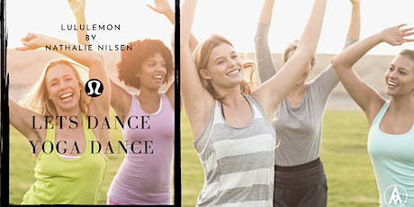 Yoga dance tickets