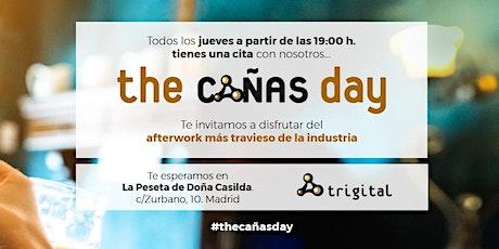 The Cañas Day 20/02/2020 entradas