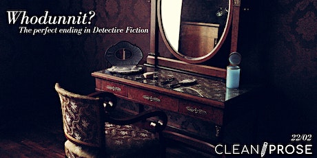 Whodunnit? The Perfect Ending in Detective Fiction tickets