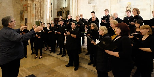 Bellarmine University Oratorio Society at Galway Cathedral