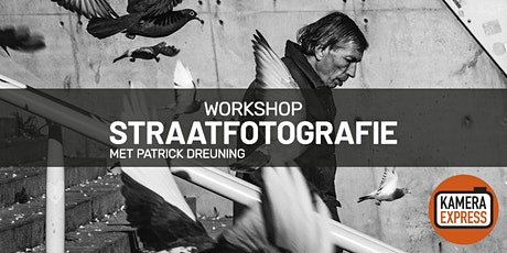 Workshop Straatfotografie billets