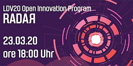 RADAR - LDV20 Open Innovation