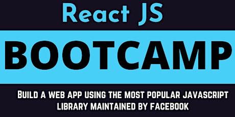 ReactJS Bootcamp - Gensan tickets