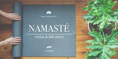 Namasté - Yoga & Brunch biglietti