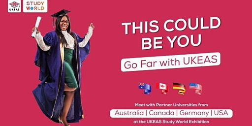 This could be YOU; Go Far with UKEAS!