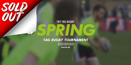 Spring Tag Rugby Tournament tickets