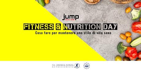 Fitness & Nutrition day biglietti
