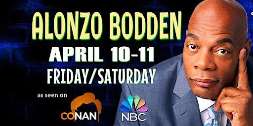 Comedian Alonzo Bodden - Seen on NBC, Comedy Central, and Conan