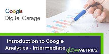 2. Google Analytics Intermediate tickets
