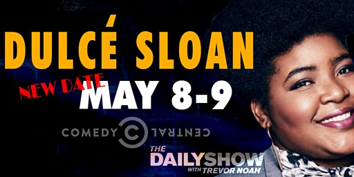 Comedian Dulce Sloan  - From The Daily Show