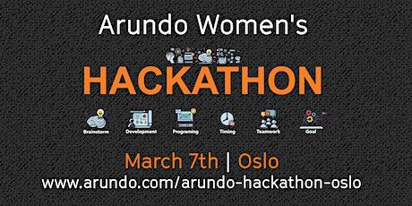 Women's Hackathon Oslo tickets