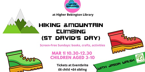 Hiking and Mountain Climbing: Wirral Unplugged Wk