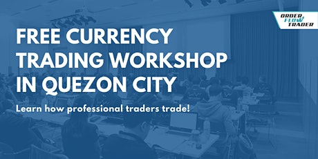 Free Forex Trading Seminar in QC tickets