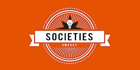 Society Awards tickets