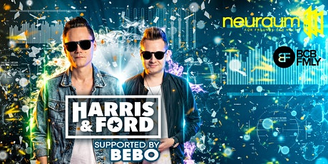 Soundclub pres. Harris & Ford @ neuraum Club Tickets