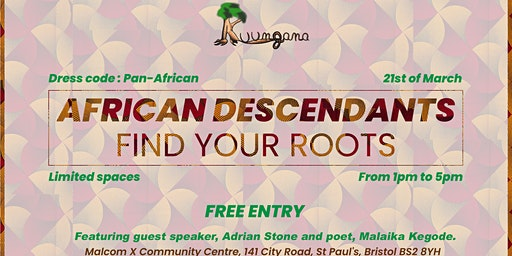 African Descendants, Find Your Roots!