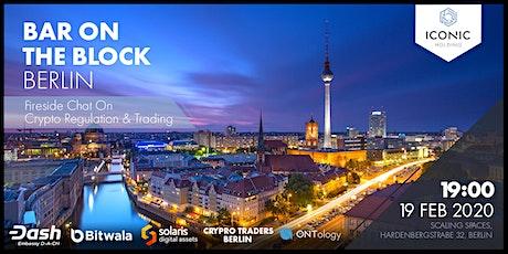 BAR ON THE BLOCK - BERLIN tickets