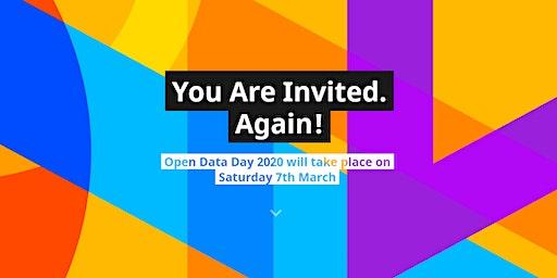 วันข้อมูลเปิดสาธารณะ (International Open Data Day 2020)