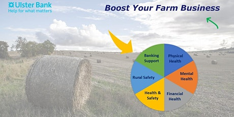 Boost your Farm Business with Ulster Bank tickets