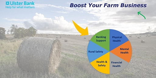 Boost your Farm Business with Ulster Bank