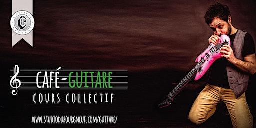 Café Guitare- Edition du 23/02