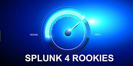 Splunk 4 Rookies - Manchester tickets