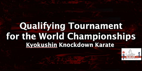 The Qualifying Tournament for the World Championships tickets
