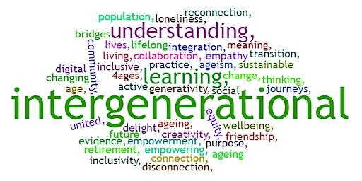 Intergenerational Newbury Event - Sharing Intergenerational Practice