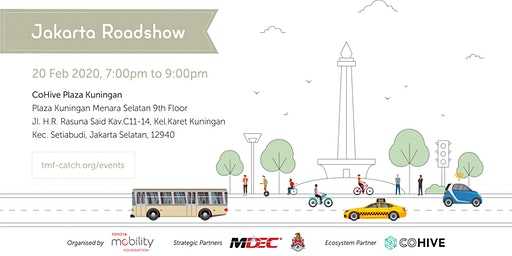 City Architecture for Tomorrow Roadshow (Jakarta)