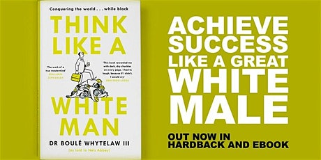 Think Like a White Man: An evening with the author, Nels Abbey tickets
