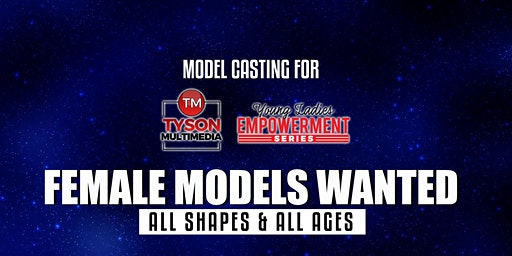 MODEL CASTING FOR YLES CONFERENCE