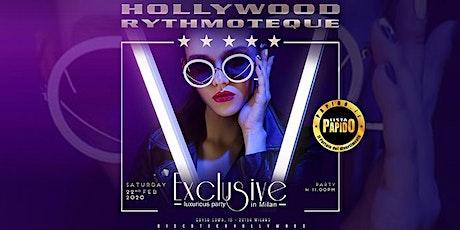 Hollywood Milano Sabato 22 Febbraio 2020 - ✆ 3332434799 biglietti