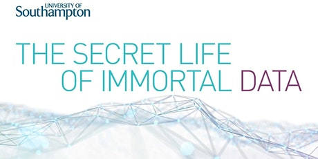 CANCELLED DUE TO COVID-19 - Symposium - The Secret Life of Immortal Data tickets