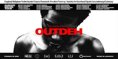 OUTDEH - The Youth of Jamaica| Amsterdam Premier