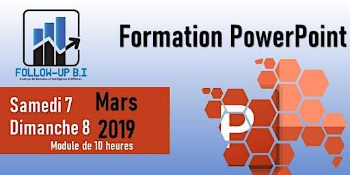 Formation PowerPoint avancé
