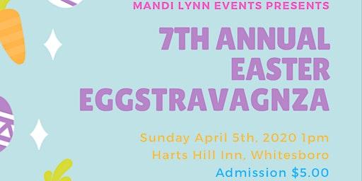 7th Annual Easter Eggstravaganza
