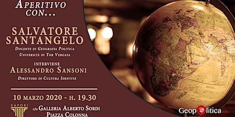 Aperitivo con... Salvatore Santangelo biglietti