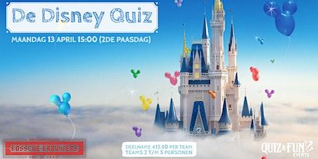 De Disney Quiz | Den Bosch tickets