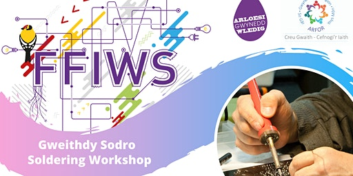 Gweithdy Sodro / Soldering Workshop