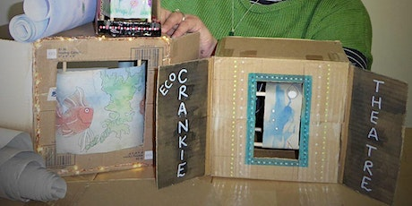 Eco-Crankie (puppet workshop for ages 8-12) tickets