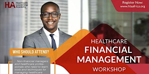 Healthcare Financial Management Workshop