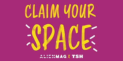 #ClaimYourSpace - International Women's Day