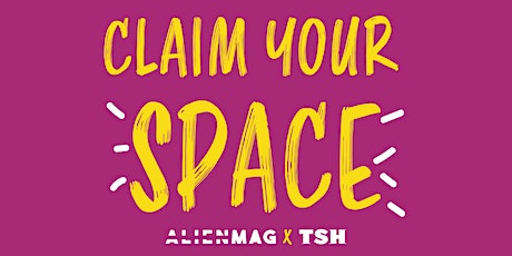 #ClaimYourSpace - International Women's Day tickets