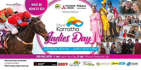 Roebourne Races 2020 | City of Karratha Ladies Day tickets